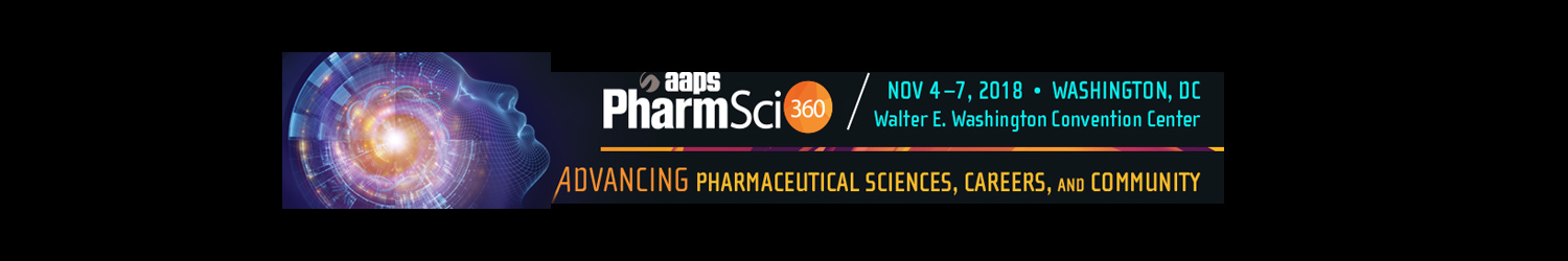 AAPS Annual Meeting & Exposition -2018